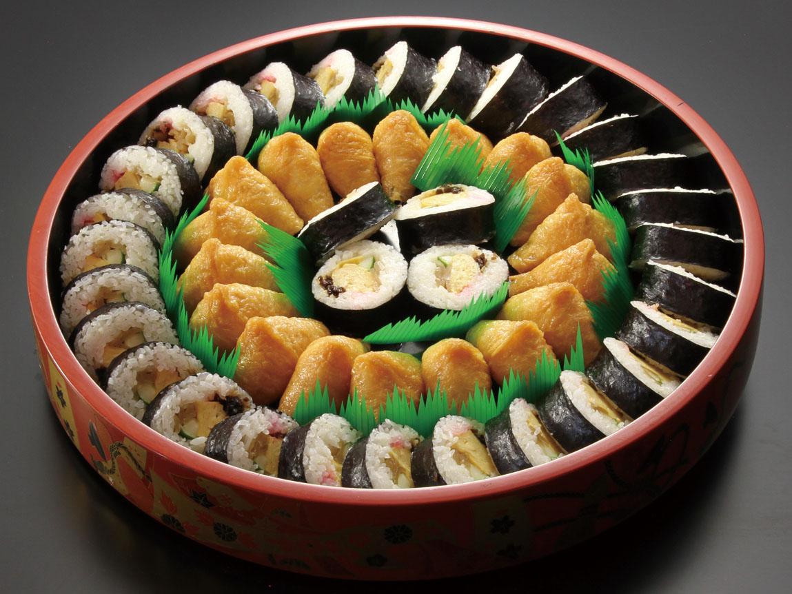 ○寿司盛り合わせ